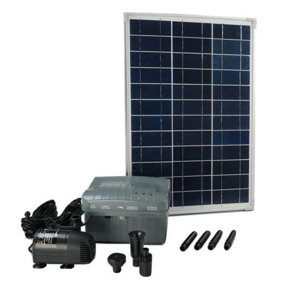 Ubbink Conjunto Solarmax 1000 com Painel Solar Bomba e Bateria - 1351182