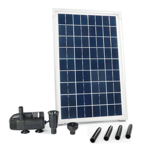 Ubbink Conjunto Solarmax 600 com Painel Solar e Bomba - 403739