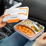 InnovaGoods Recipiente Elétrica para o Carro Pro Bentau V0103065