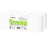 Renova Green Papel Higienico Jumbo 2Fls Pack 12 90mts