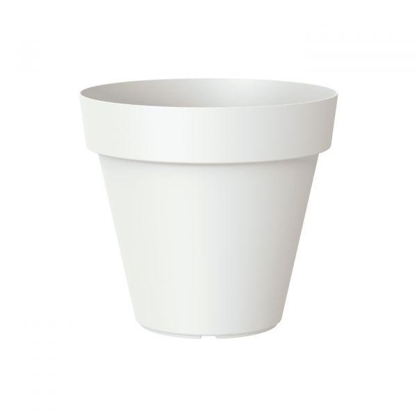 Artevasi Vaso Capri Branco 20 cm