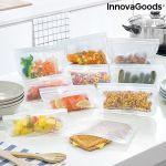 Innovagoods Conjunto de Sacos Reutilizáveis para Alimentos Freco 10 Peças - V0103074