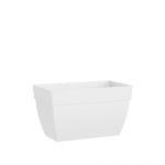 Artevasi Floreira de Plástico Capri Xl 80X40CM Branco - 17818360