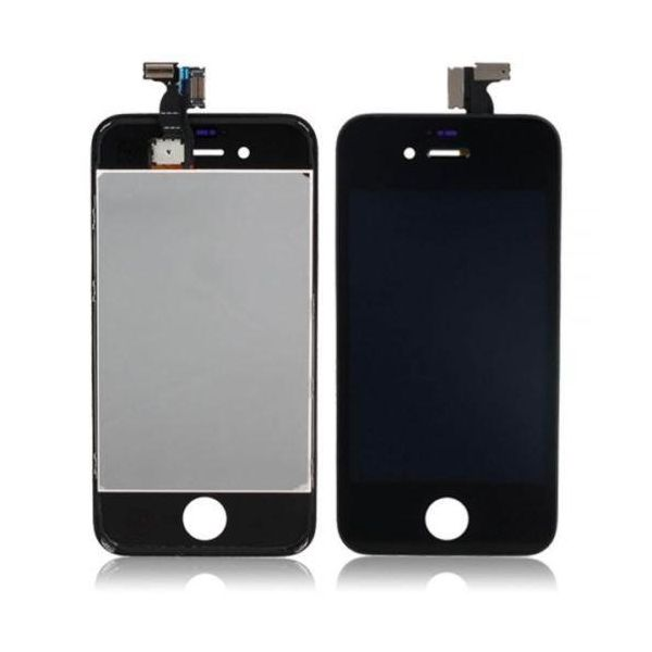5bf073b20f3 Touch + Display Apple iPhone 4 Black - KuantoKusta