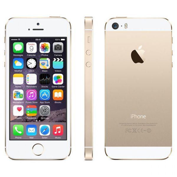 apple iphone 5s desbloqueado 16gb reacondicionado