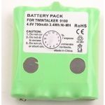 Topcom Bateria Twintalker 9100 Long Range