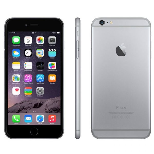 52beb8198 Smartphone Apple iPhone 6 64GB Space Grey (Desbloqueado) - KuantoKusta