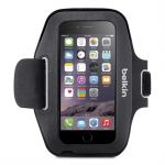 Belkin Armband Sport-Fit para Apple 6 Blacktop/Overcast