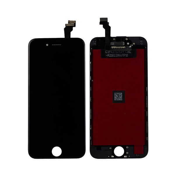 iphone 6 screen black touch display apple iphone 6 black kuantokusta 15073