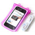 DiCaPac Bolsa Estanque WP-C1 para Smartphones Pink