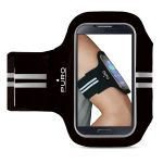 "Puro Armband Universal para Smartphones 5"" Black"