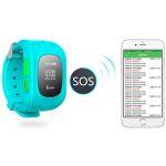 Smartwatch Relogio Security Gps Kids G36 Blue