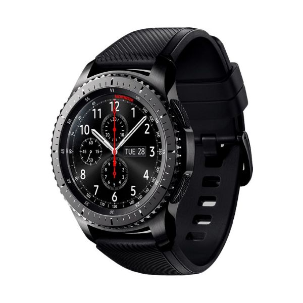 Smartwatch Samsung Gear S3 Frontier Space Grey - SM-R760NDAATPH