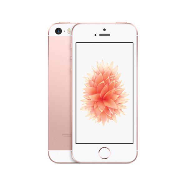 236884260 Smartphone Apple iPhone SE 32GB Rose Gold (Desbloqueado) - KuantoKusta