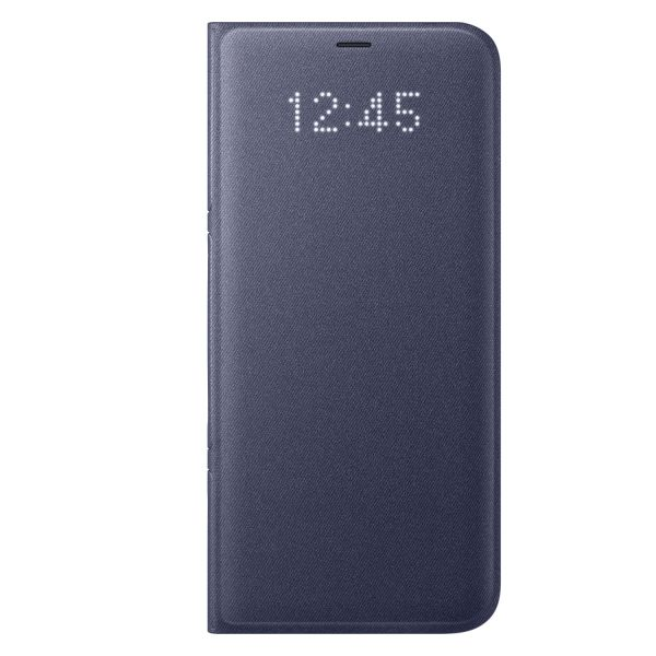 info for e339a cc211 Samsung Capa LED View Cover Galaxy S8+ Purple - EF-NG955PVEGWW
