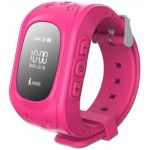 Smartwatch Relogio Security Gps Kids G36 Pink