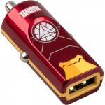 Tribe Buddy Car Charger 2.4A Marvel Iron Man - 48443