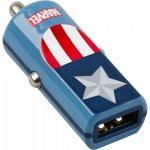 Tribe Buddy Car Charger 2.4A Marvel Captain America - 48444