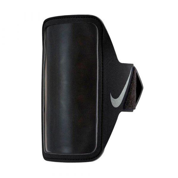 Nike Braçadeira Desportiva Lean Black / Blue / Silver - N.RN.65.082.OS