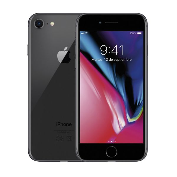 a87a94531 Smartphone Apple iPhone 8 64GB Space Grey (Desbloqueado) - KuantoKusta