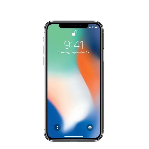 Smartphone Apple IPhone X 256GB Silver (Desbloqueado