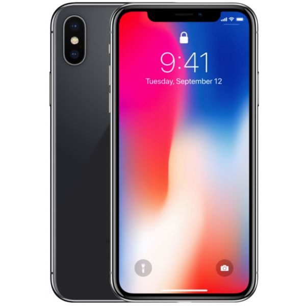 ae81eb900 Smartphone Apple iPhone X 64GB Space Grey (Desbloqueado) - KuantoKusta