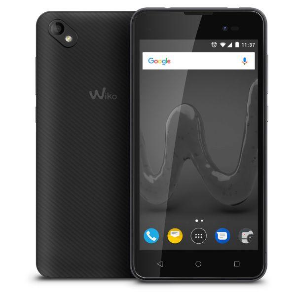 smartphone wiko sunny 2 plus dual sim 1gb 8gb black desbloqueado kuantokusta. Black Bedroom Furniture Sets. Home Design Ideas