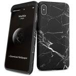 i-Paint Capa Hard iPhone 8 Marble Black - 8053264077594