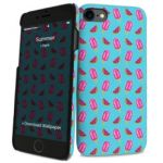 i-Paint Capa Hard para Apple iPhone 7/8 Summer - 8053264075712