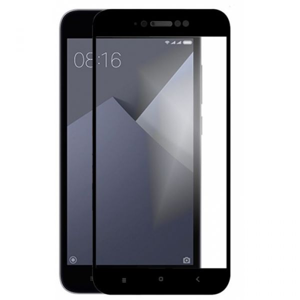 d844189bc Película Vidro Temperado 3D Full para Xiaomi Redmi Note 5A Black ...