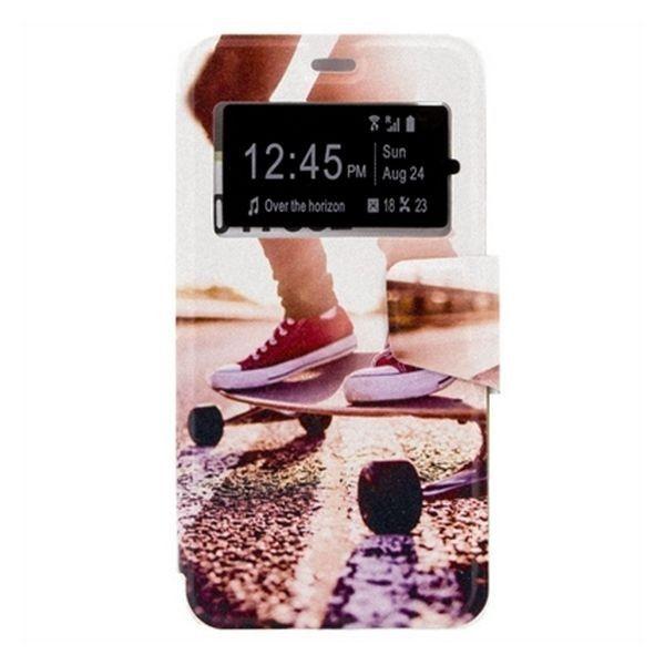 X-One Capa Flip Cover Huawei Y6 Skate - KuantoKusta