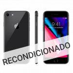 Apple iPhone 8 256GB Space Grey (Recondicionado Grade A)