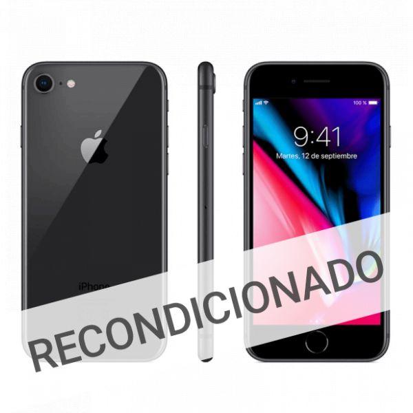 Apple iPhone 8 256GB Space Grey (Grade A Usado)