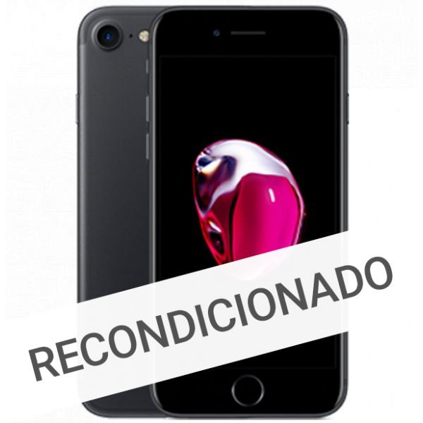 Apple iPhone 7 32GB Mate Black (Grade A Usado)