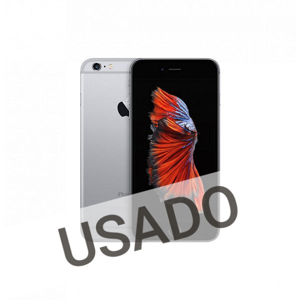 833daf47e Apple iPhone 6s 64GB Space Grey (Grade B Usado) - KuantoKusta