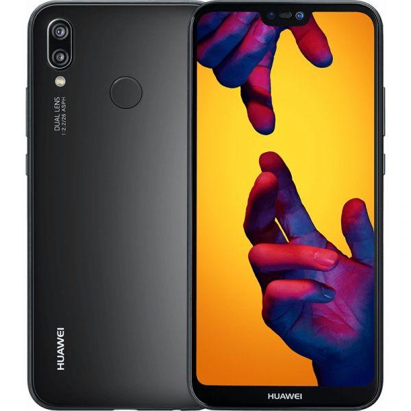 Smartphone Huawei P20 Lite Dual SIM 4GB/64GB Midnight Black (Desbloqueado)