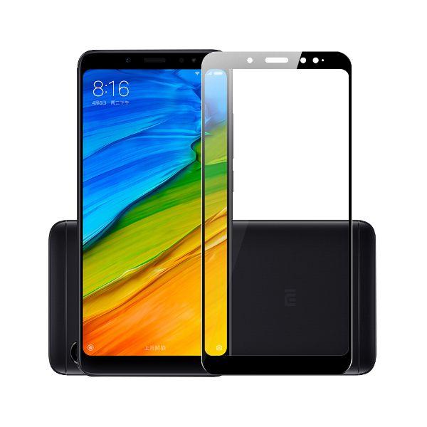 fd7eae905 Película Vidro Temperado 3D Full para Xiaomi Redmi Note 5 Black ...