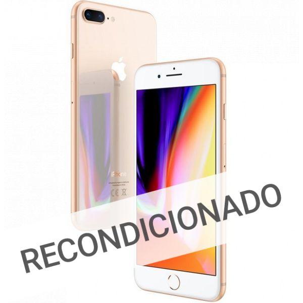 Apple iPhone 8 Plus 64GB Gold (Grade A Usado)