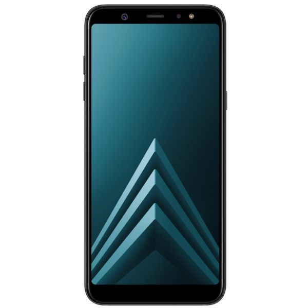 36e784e08a Smartphone Samsung Galaxy A6+ (2018) Dual SIM 3GB 32GB SM-A605F Black