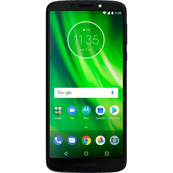 920e1a0dc0 Smartphone Motorola Moto G6 Play XT1922 Dual SIM 3GB 32GB Deep Indigo  (Desbloqueado)
