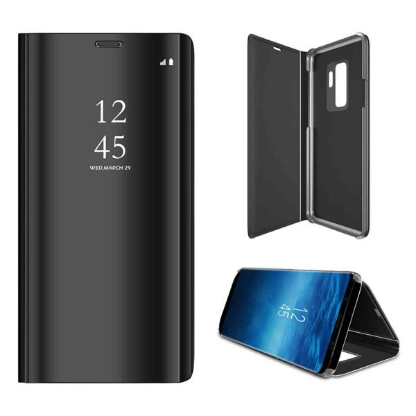 b08abf84c7 Capa Flip Cover Smartcase para Samsung Galaxy A6 Plus 2018 Black ...