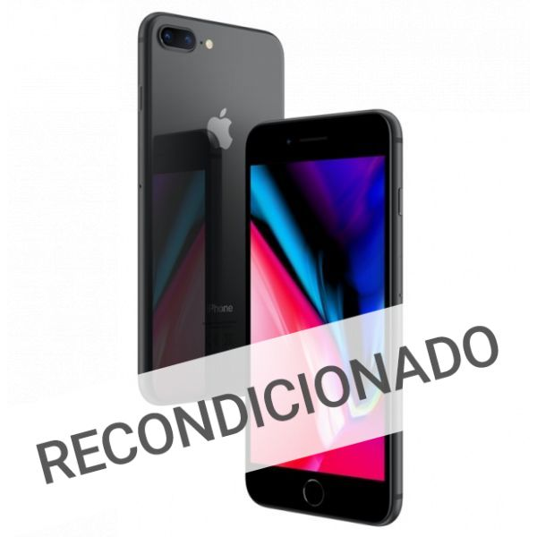 Apple iPhone 8 Plus 64GB Space Grey (Grade B Usado)