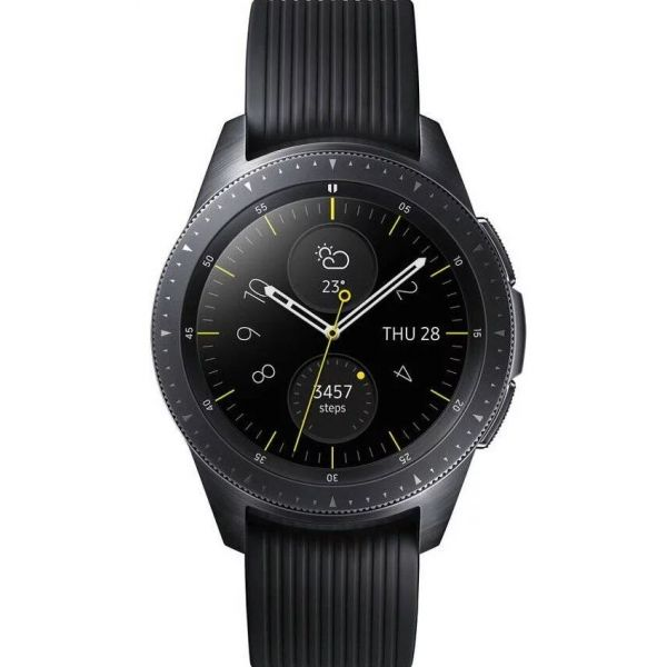 Smartwatch Samsung Galaxy Watch 42mm Black - SM-R810NZKATPH