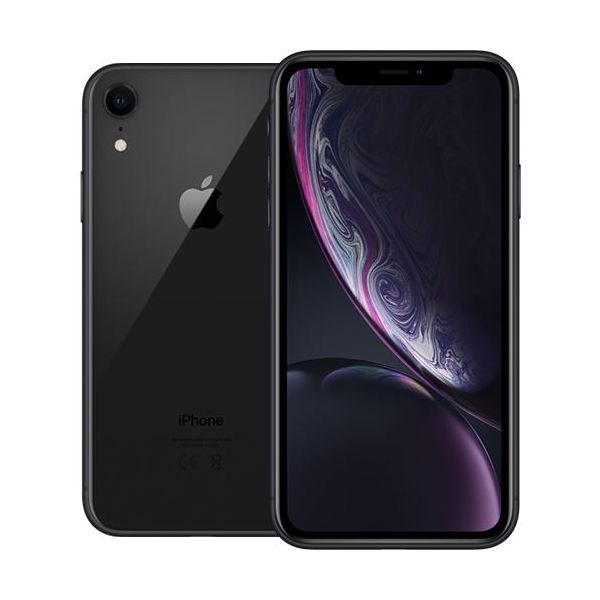 Smartphone Apple iPhone Xr 64GB Black (Desbloqueado)