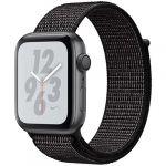 Smartwatch Apple Watch Nike+ Series 4 40mm Space Grey Aluminum Case with Black Nike Sport Loop
