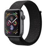 Smartwatch Apple Watch Series 4 GPS 44mm Space Grey Aluminum Case with Black Sport Loop