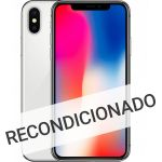 Apple iPhone X 256GB Silver (Grade A Usado)