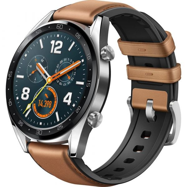Smartwatch Huawei Watch GT Brown