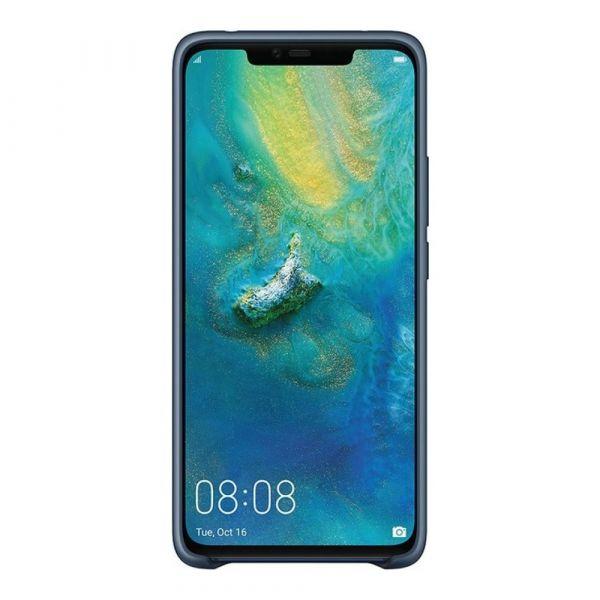 Huawei Capa Silicone Mate 20 Pro Blue - 51992684
