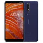 Smartphone Nokia 3.1 Plus Dual Sim 3GB/32GB Blue (Desbloqueado)